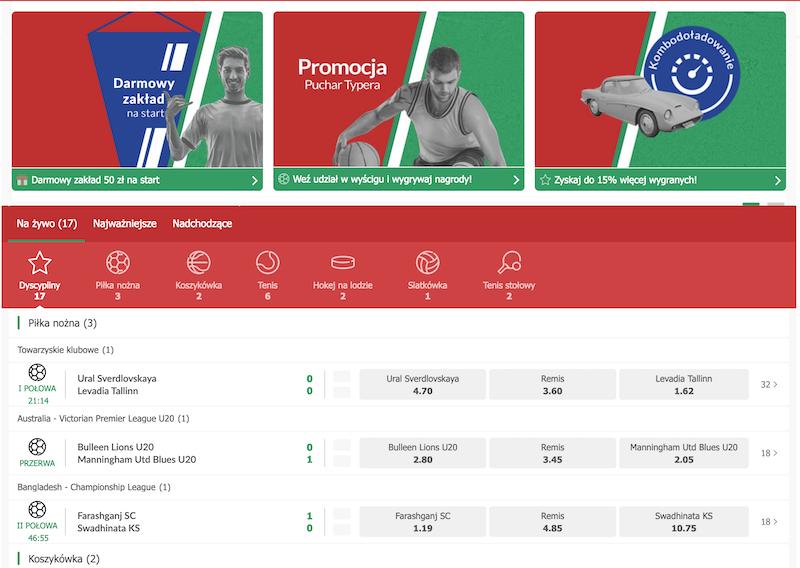 pzbuk polski bukmacher online